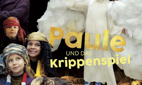 Filmplakat Paule und das Krippenspiel