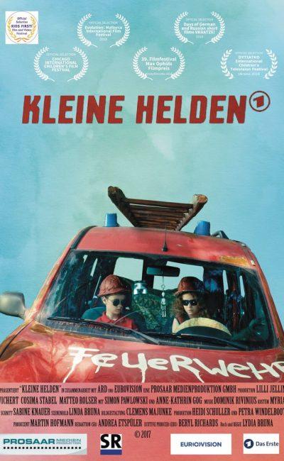 Filmplakat Kleine Helden