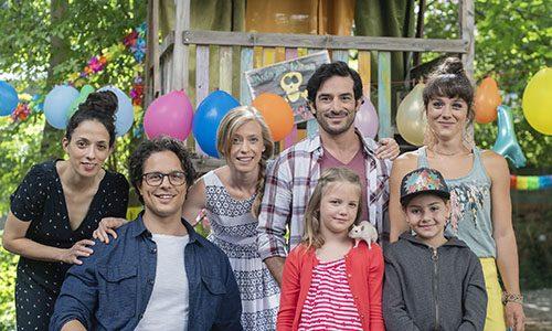 Vorspannbild Kinderserie Alles Neu für Lina